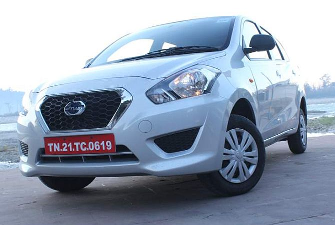 Datsun Go+: Fantastic drive, affordable but lacks few features