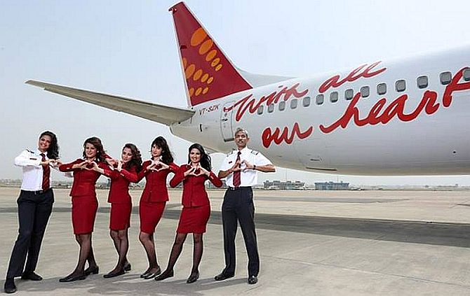 Spicejet S Saviour Ajay Singh 40 Firms A Dispute And Some Defaults Rediff Com Business