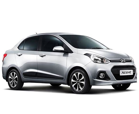 Hyundai unveils Xcent; watch out Maruti Dzire, Honda Amaze - Rediff.com Business
