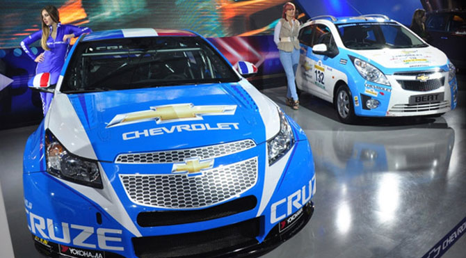 Auto Expo: About 70 cars to be launched this year