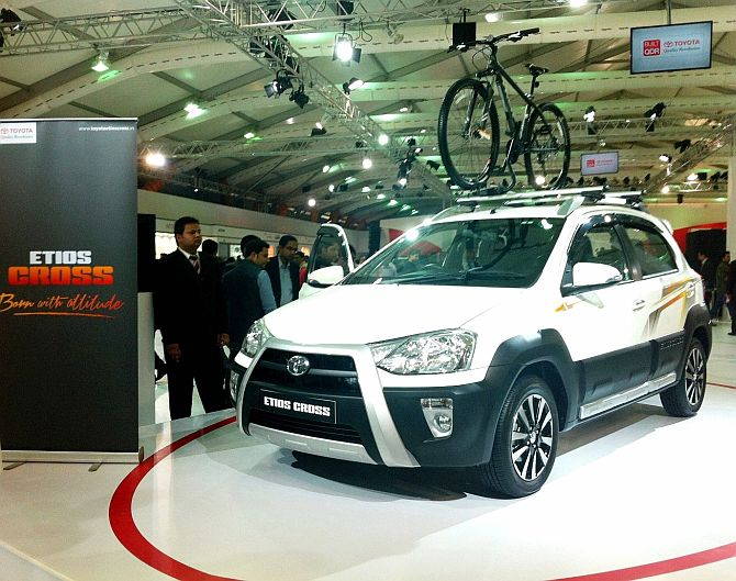 Auto Expo 2014: Best car launches on Day 2