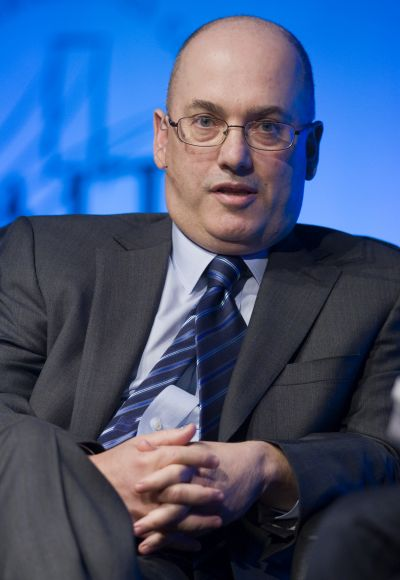 Hedge fund manager Steven A. Cohen, founder and chairman of SAC Capital Advisors.