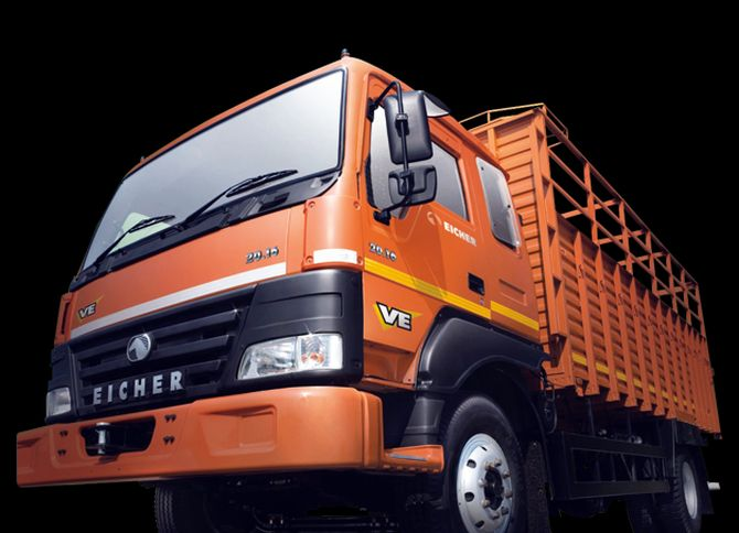Hardships at home force commercial vehicles to go on a foreign trip