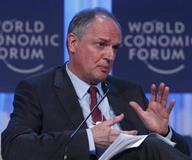 Paul Polman, Chief Executive Officer, Unilever.