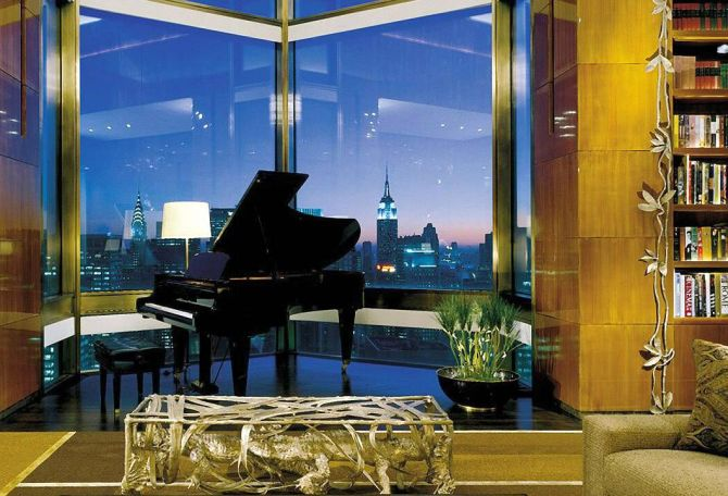 10 best hotel suites in the world