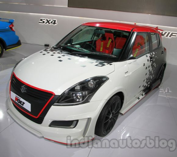 Maruti Launches Custom Kit For Swift At Rs 2 15 Lakh