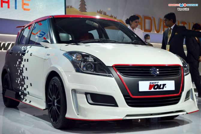 Maruti launches custom kit for Swift at Rs 2.15 lakh