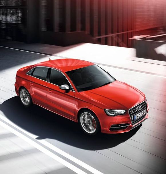 Audi to drive in its cheapest sedan A3
