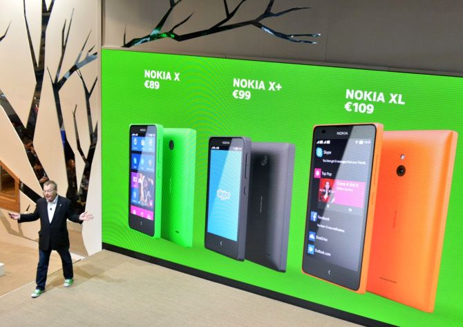 Will Nokia's gamble with Android work wonders?