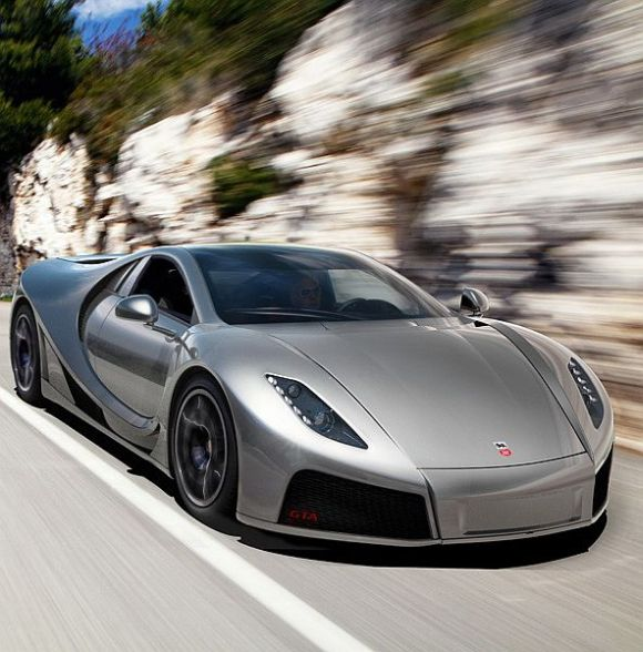 30 most powerful cars of all time