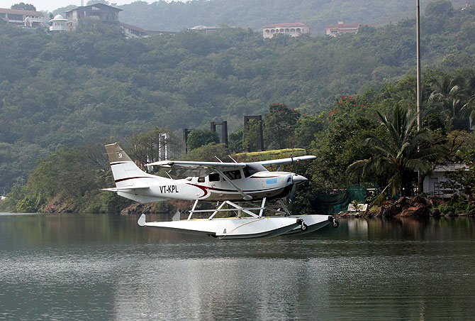 Sahara fallout: Seaplane service to Aamby Valley put off