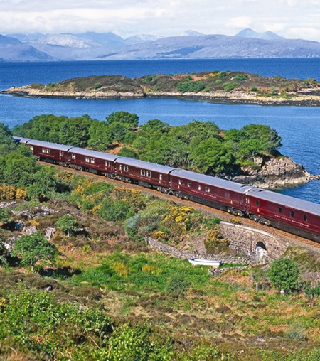 World's 10 best luxury trains
