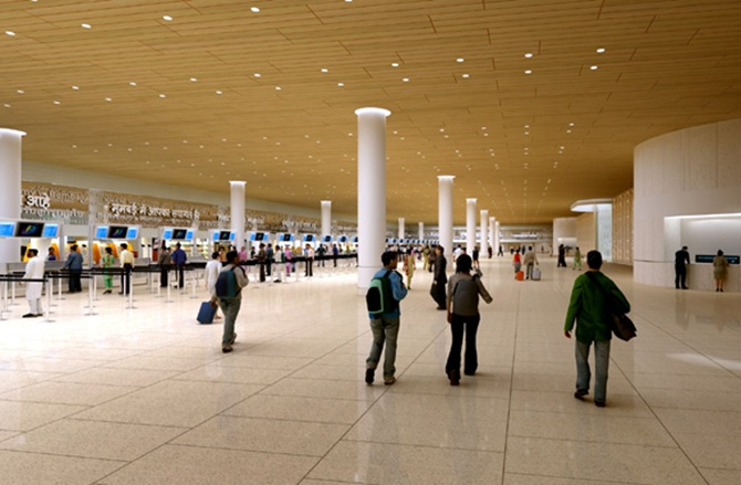 When will Mumbai airport's T2 terminal be ready for operations?