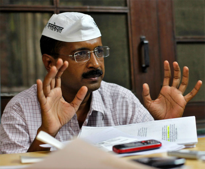 Kejriwal's election plans worry foreign investors