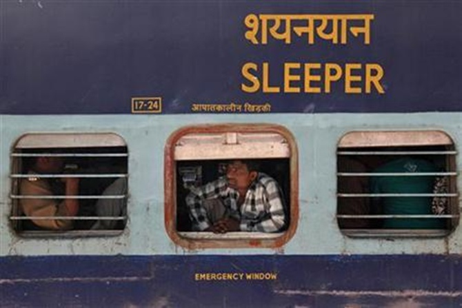 How travel has become a nightmare in Indian Railways