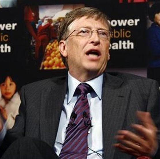 No poor countries in the world by 2035, says Bill Gates