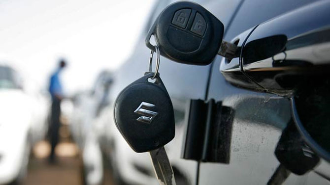 Annual car sales in India declined for the first time in 11 years in 2013, posting a 9.59 per cent dip.