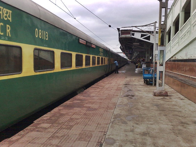 India's 20 superfast trains