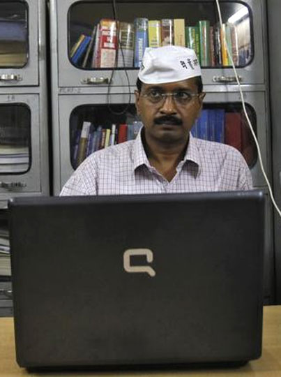 AAP's vision document to outline economic policy