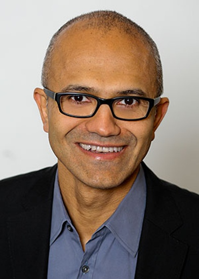 Why Satya Nadella is the right choice to revive Microsoft