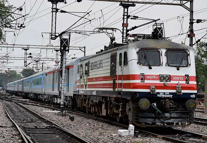 Railways might allow private sector operations in some areas
