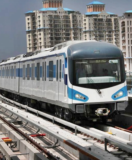 Gurgaon rapid Metro turns out to be a flop