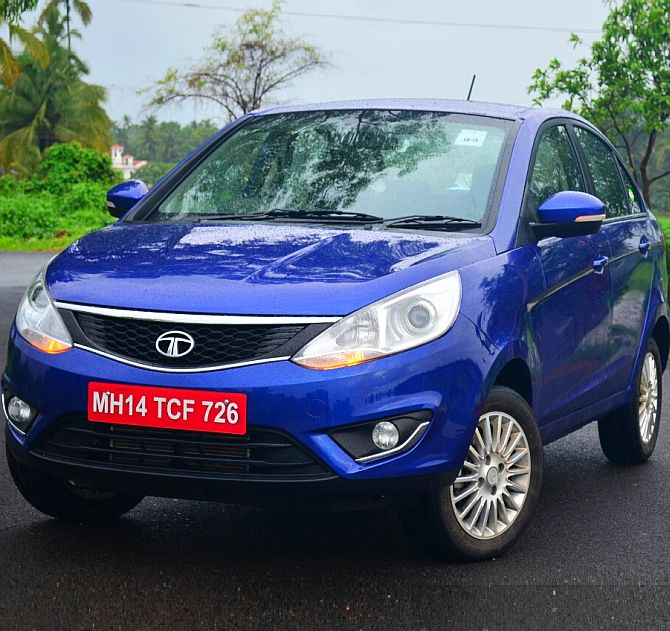 Tata Zest: The cheapest automatic diesel car in the country