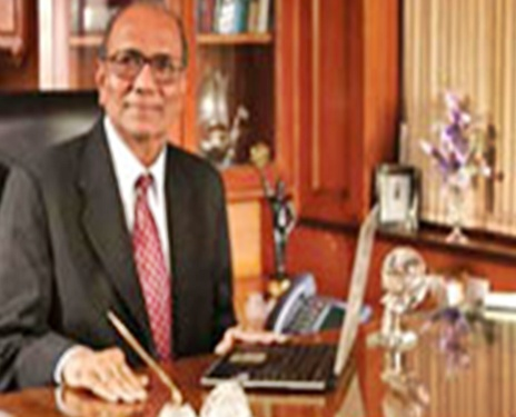 Qimat Rai Gupta, chairman and managing director of Havells