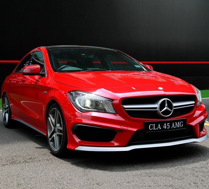 Cheapest Merc to cost about Rs 27 lakh in India now!