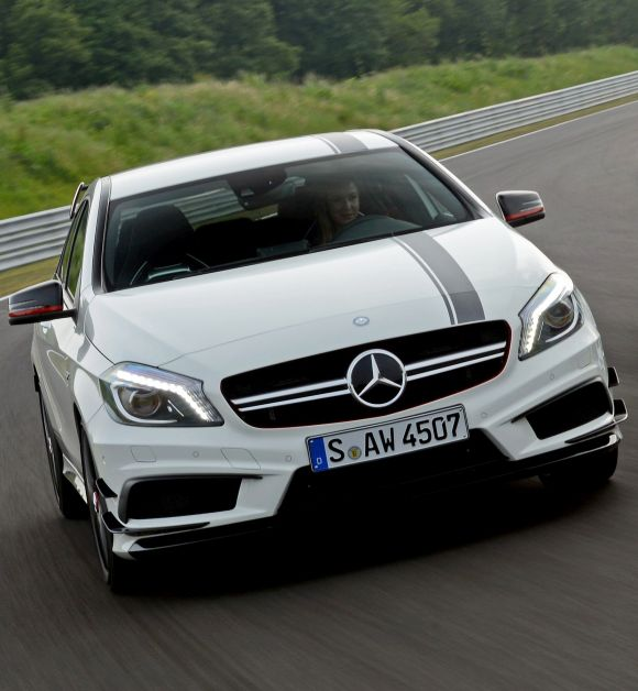Mercedes posts record sales in India during 2014