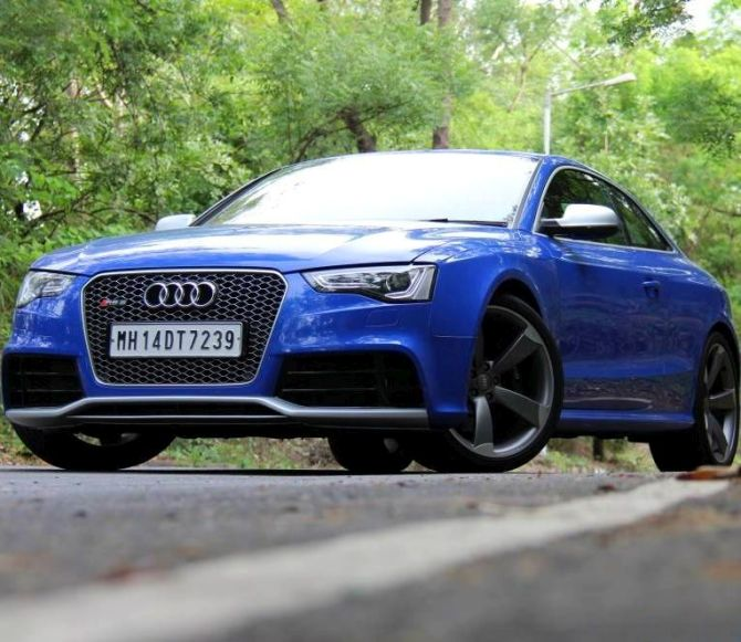Audi RS5: At Rs 1.23 crore, it's still priceless