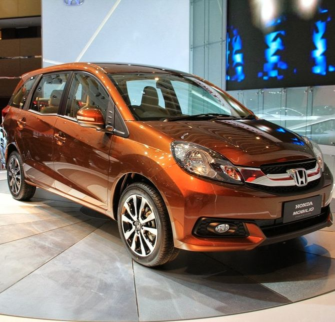 Honda Mobilio: For those who want a stylish and spacious MPV