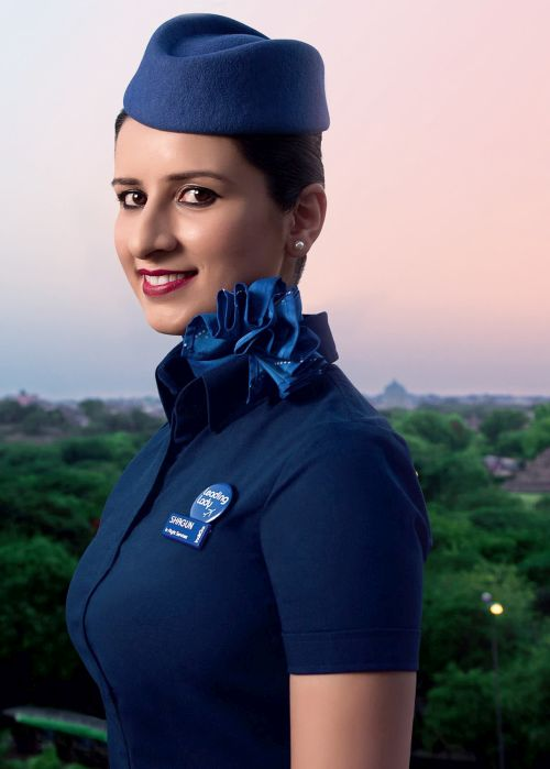 The best airline staff in the world