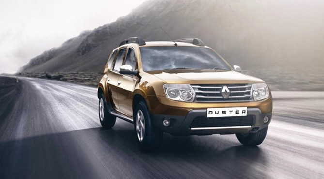 Soon! Renault's limited edition Duster @ Rs 9.9 lakh