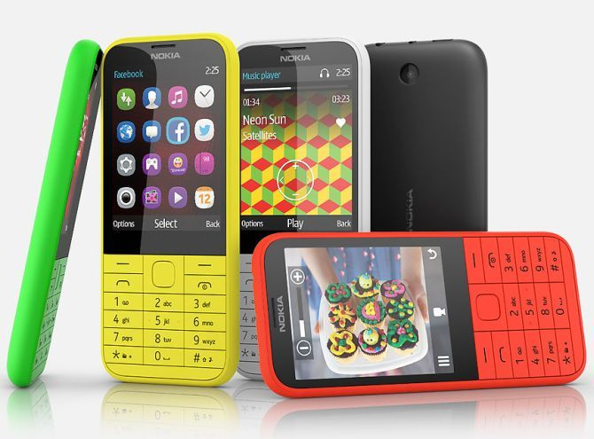Microsoft Devices launches Nokia 225 for Rs 3,329