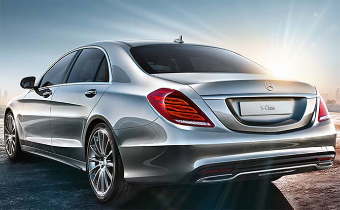 Merc launches India-made S Class diesel at Rs 1.07 cr