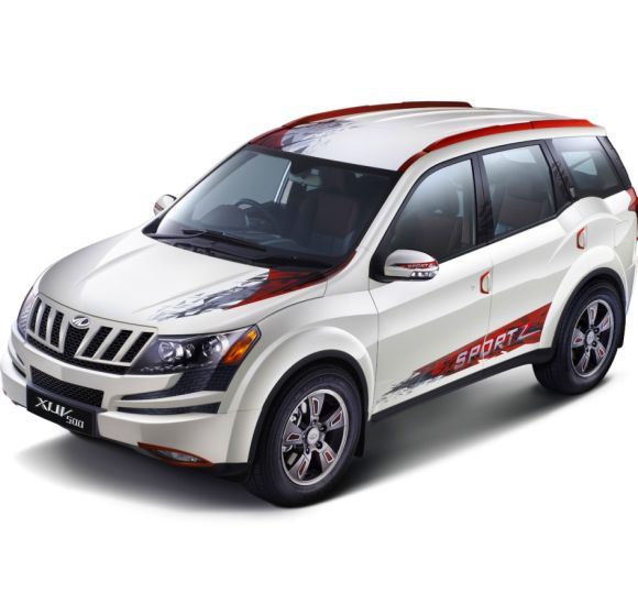 Mahindra launches XUV500 Sportz at Rs 13.85 lakh
