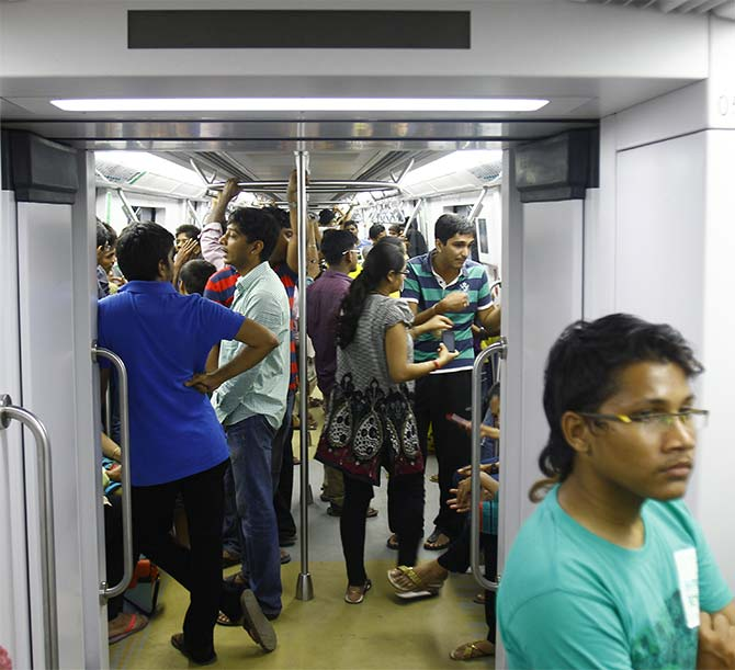 Now, travel in the Mumbai Metro for just Rs 5!