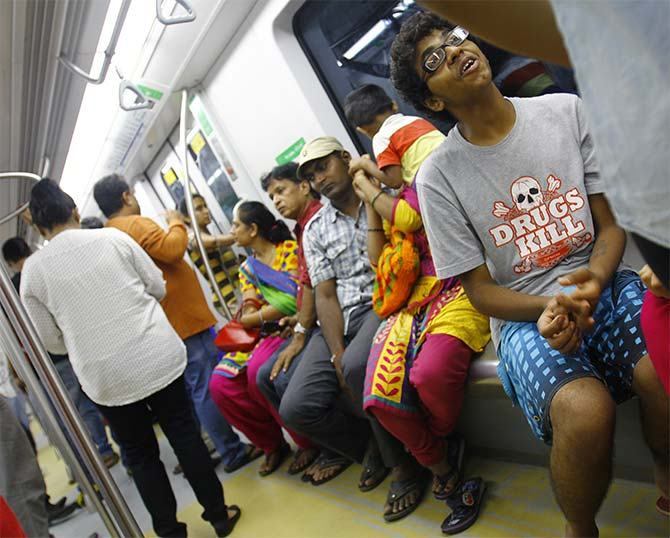 Over 1 million travelled on Mumbai Metro in 59 hours!