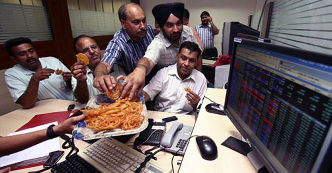 What is Sensex riding on: Modi or cheap foreign funds?