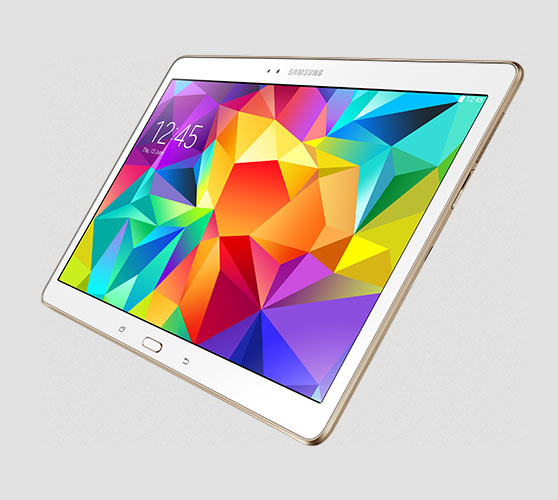 Available in two sizes of 10.5 and 8.4 inches, these are the company's thinnest and lightest tablets to date.