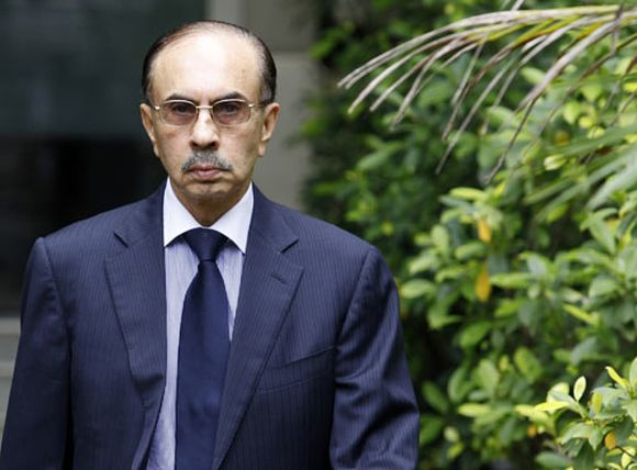 Adi Godrej, chairman of Godrej Industries Ltd.