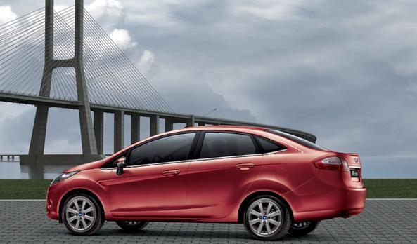 Ford launches Fiesta sedan @ Rs 9.29 lakh