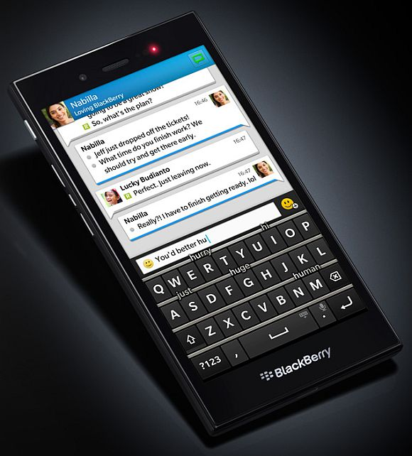 In March, BlackBerry had slashed the price of its Z10 handset by about 60 per cent to Rs 17,990.