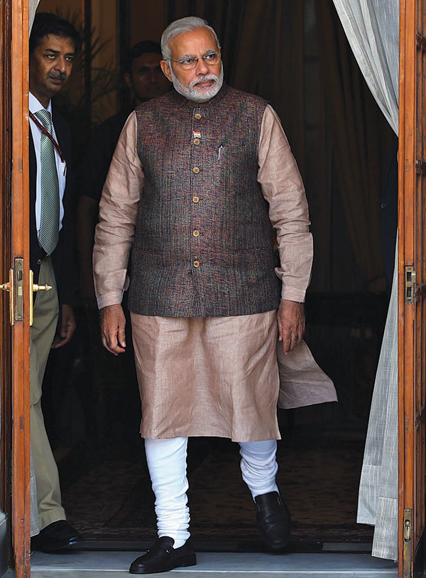 The Narendra Modi government was sworn in on May 26.