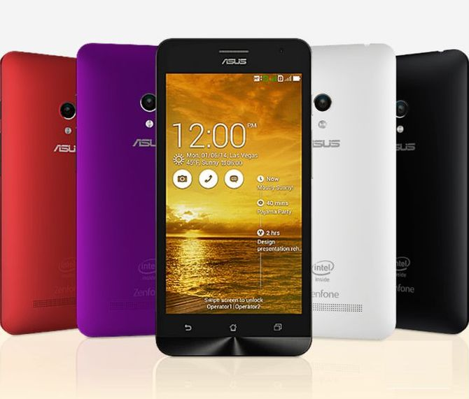ZenFone 5: A tough competitor to Moto G