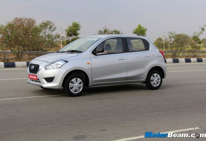 Datsun GO: One of the best entry-level cars
