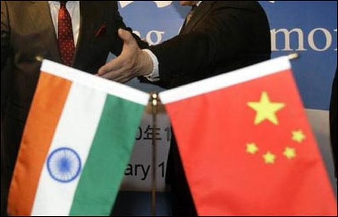 China is considered largest trading partner of India