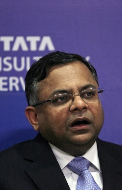TCS CEO took home Rs 18.68 crore in FY'14