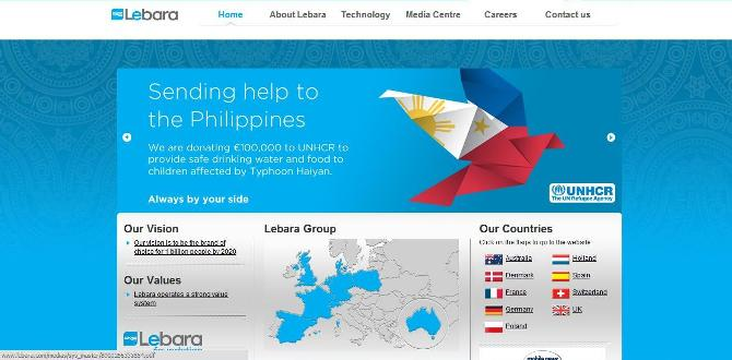 Lebara Group website.